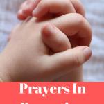 Prayers In Parenting