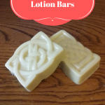 Natural Hard Lotion Bars