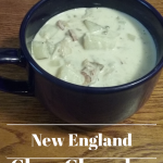 Gluten Free New England Clam Chowder
