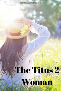 The Titus Two Woman