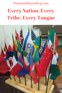 Every Nation, Every Tribe