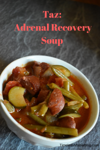Adrenal Recovery Soup