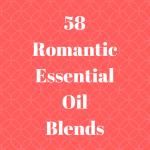 58 Romantic Essential Oil Diffuser Blends