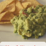 Mouth Watering Guacamole
