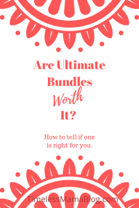 Are Ultimate Bundles Really Worth The Price?