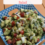 Detoxing Avocado Salad