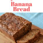 Mrs Joanne's Banana Bread